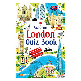 Usborne London Quiz Book