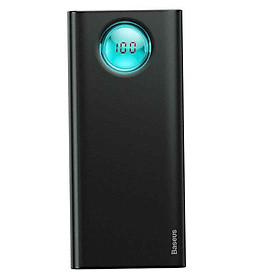 Pin dự phòng sạc nhanh Baseus Amblight PD - QC3.0 Quick charge 20,000mAh cho Smartphone/ Tablet/ Macbook - Hàng Chính Hãng