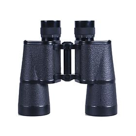 Ống nhòm siêu nét 15×50 thích hợp đi du lịch, dã ngoại , thấu kính quang học BKA4 , chống ẩm, chống bụi ( Tặng kèm quạt mini cắm cổng USB ngẫu nhiên )