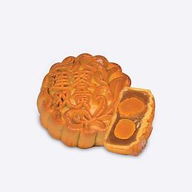Bánh Trung Thu Leong Yin Double Yolk Lotus Mooncake - Hạt Sen Hoàng Kim 180g