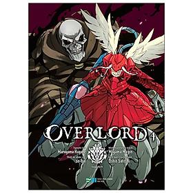 OVERLORD - Tập 4 (Phiên Bản Manga)