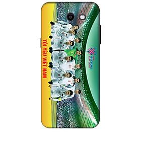 Ốp Lưng Dành Cho Samsung Galaxy J3 Prime AFF Cup Đội Tuyển Việt Nam Mẫu 4