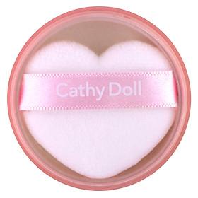Phấn phủ trong suốt chống nắng Cathy Doll Sun Blur Translucent Powder  SPF30 PA+++ 4.5g-2