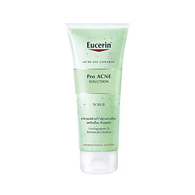 Tẩy Da Chết Eucerin Pro Acne Solution Scrub