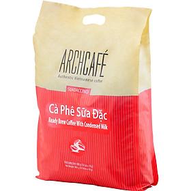 Cà Phê Sữa Đặc - Cafe hoà tan Archcafé (dạng túi)