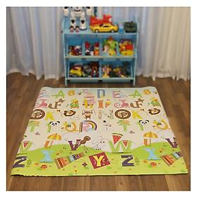 Thảm nằm chơi Silicon cho bé Toys House