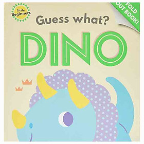 Little Beginners Fold Out Dino