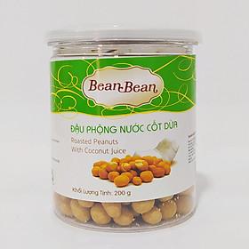 Đậu Phộng cốt dừa Bean Bean hũ 200g