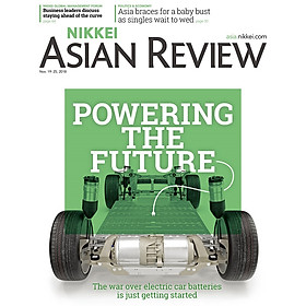 [Download sách] Nikkei Asian Review: Powering The Future - 45