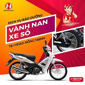 Phiếu Bảo Dưỡng Vanh Nan Xe Số Honda