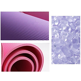 Non-Slip EVA Yoga Pilates Mat Moisture Resistant Fitness Gym Cushion Pad Support-6