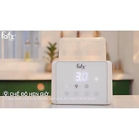 Máy hâm sữa tiệt trùng điện tử Duo 3 Fatz baby FB3093VN Hàn Quốc