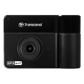 Camera Hành Trình Transcend Dashcam Drivepro 550A Full HD Dual Camera Trước Sau - Hàng Chính Hãng
