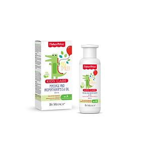 Tinh dầu massage liệu pháp hương thơm 2 trong 1 dành cho trẻ sơ sinh - FISHER PRICE Kids Care Massage And Aromatherapy 2in1 Oil 200ml