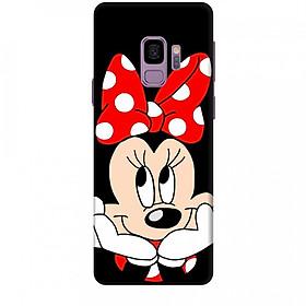 Hình đại diện sản phẩm Ốp lưng dành cho điện thoại SAMSUNG GALAXY S9 Mickey Làm Duyên