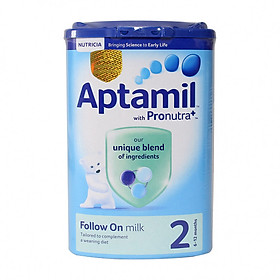 Sữa Bột Aptamil 2 Follow On Milk (900g)