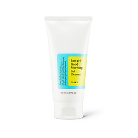 Gel Rửa Mặt Tràm Trà, 0.5% BHA COSRX Low pH Good Morning Gel Cleanser 150ml