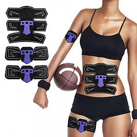 Bộ 3 Máy Tập Cơ Bụng/Tay/Chân Massage Nữ ABS (6 Chế Độ)