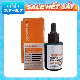 Serum hỗ trợ trị nám tàn nhang đốm nâu Essence Peptide Detox BlanC 40ml