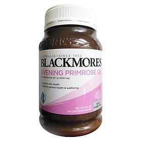 Tinh dầu hoa anh thảo - Blackmores Evening Primrose (190 viên - MẪU MỚI NHẤT)