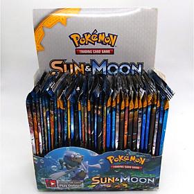 Bộ Thẻ Bài Pokemon 324 Thẻ Trading Card Game Sun&Moon TCG Sưu Tập Cao Cấp
