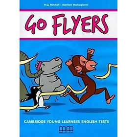 MM PUBLICATIONS: Go Flyers - Student`S Book Revised Exam From 2018