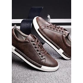Giày Sneaker, giày thể thao nam big size cho chân to lớn ngoại cỡ