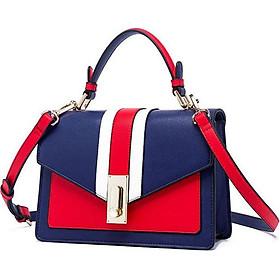 Túi đeo vai nữ thời trang phối màu nổi bật đậm chất cá tính DV235