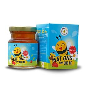 Mật ong nguyên chất dành cho bé ăn dặm HOMEE 100g