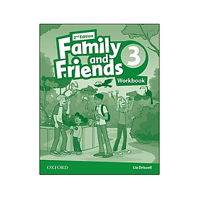 Family and Friends: Level 3: Workbook
