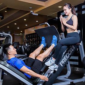Getfit Gym - 3 Tuần Tập Gym & Yoga Rèn Luyện Thể Chất Sauna & Steambath Miễn Phí