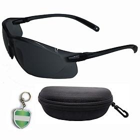 Kính Râm chống bụi chính hãng Cao Cấp HoneyWell A700 Chống Bụi , chống tia UV ( tia cực tím ) ; tặng móc treo khóa