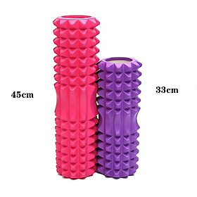 Foam Roller - Con lăn Matxa tập Gym, Yoga , giãn cơ