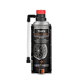 Keo Vá Lốp Senfineco Tire Fix Tire Repair Sealant 450ML 9987 – Hàng Chính Hãng