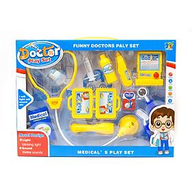 Bộ đồ chơi bác sỹ 4896503681336