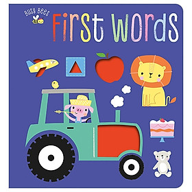 Busy Bees First Words