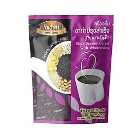 Ngũ cốc dinh dưỡng Godent từ mè đen và các loại hạt nguyên cám