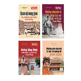 Combo Tủ sách Kể chuyện lịch sử Việt Nam 5