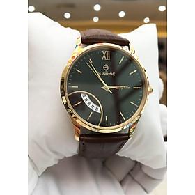 Đồng hồ nam Sunrise DM778SWA [Full Box] - Kính Sapphire, chống xước, chống nước - Dây da cao cấp