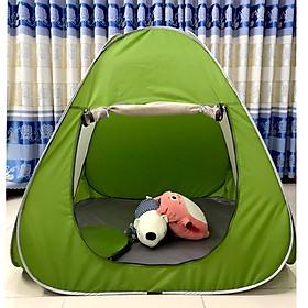 Lều Trẻ Em, Nhà Lều Cho Bé Tự Bung Cao Cấp( D1.3m x R1.3m x C1.3m)