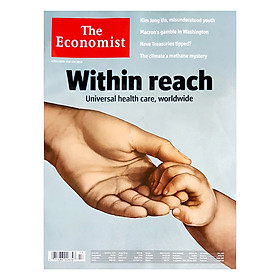 The Economist: WITHIN REACH - 17