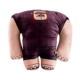 Tribal conflict royal war giant plush doll