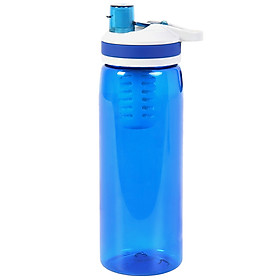 770ml Outdoor Sport Leakproof Water Filter Bottle For Camping Hiking Backpacking Travel