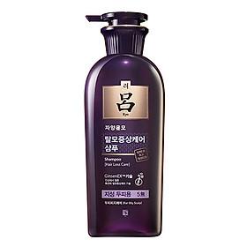 Dầu Gội Giảm Rụng Tóc Ryo Jayang Yun Mo Hair Loss Care Shampoo 400ml