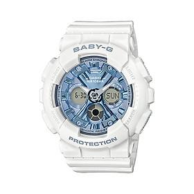 Biểu đồ lịch sử biến động giá bán Đồng hồ nữ dây nhựa Casio Baby-G chính hãng BA-130-7A2DR