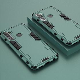 Ốp lưng cho Oppo Realme 5 - 5i - 5S / Realme 5 Pro iRON MAN Nhựa PC cứng viền dẻo chống sốc VER 2