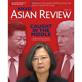 [Download sách] Nikkei Asian Review: Caught in The Middle - 48