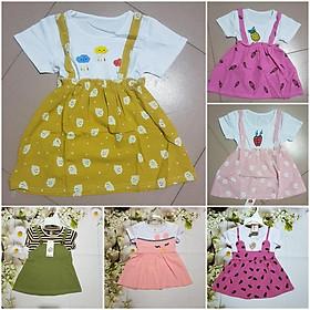 Váy, đầm đũi quãng châu cho bé gái