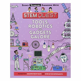 Coding, Robotics And Gadgets Galore: Stem Quest