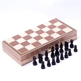 Cờ Vua Gỗ Wooden Chess